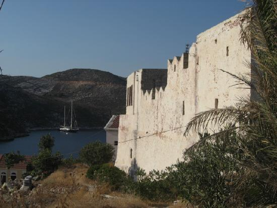 Kastellorizo, Grecja: The castle