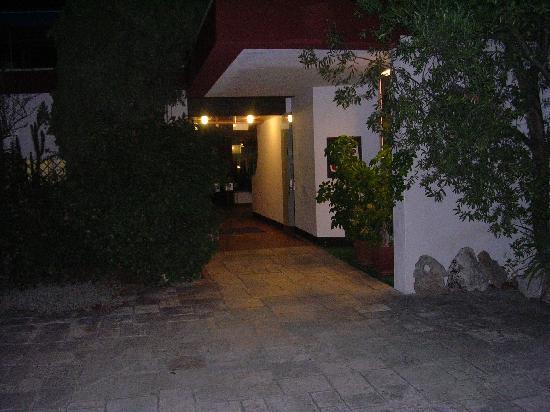 Castellinaria Hotel: Ingresso Hotel