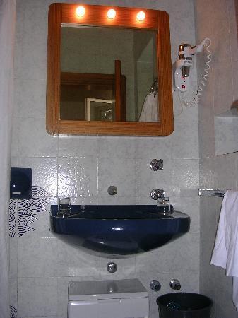 Castellinaria Hotel: Bagno