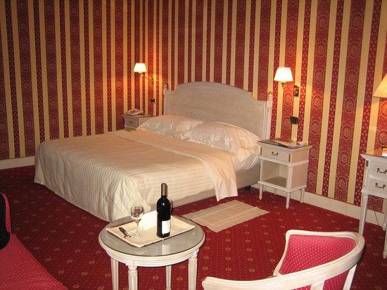 Sina Palazzo Sant'Angelo: la delux double room