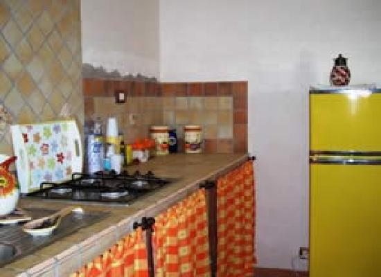 Guesthouses Portopalo: la cuisine