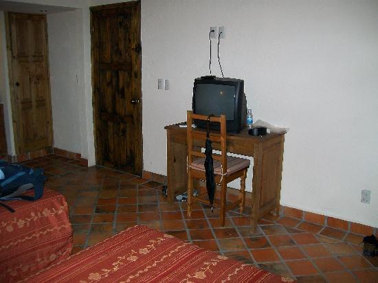 Posada Diego de Mazariegos : Habitacion