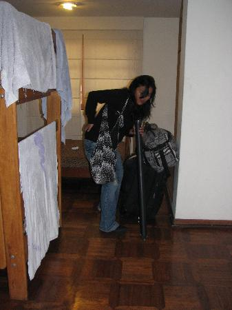 Inkawasi Guest House : MMMM Bedbugs in your bed?