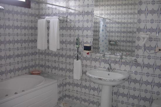 Gabes, Tunisien: salle de bain