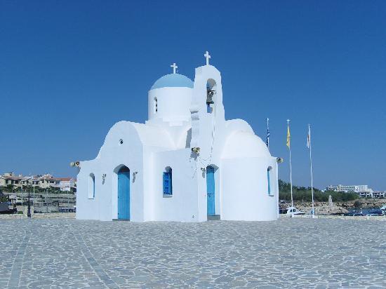 Golden Coast Beach Hotel: The Little Chapel