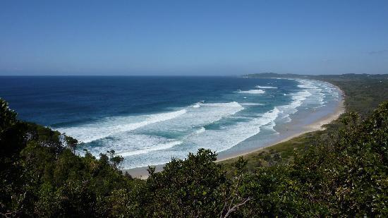 Friday on the Beach: La plage à Byron bay