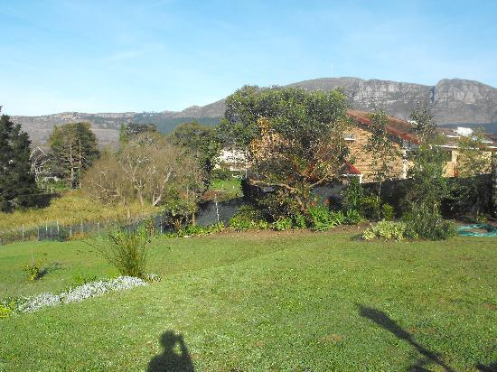 Dongola Guest House : View from Dongola house garden