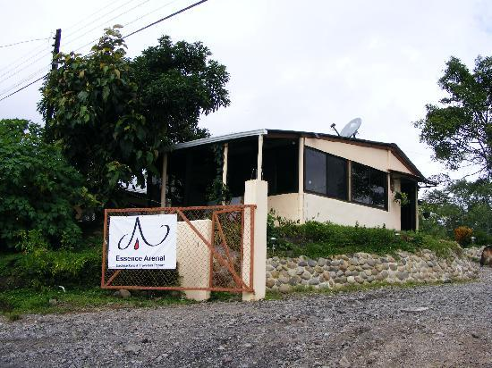 Essence Arenal Boutique Hostel: Cafeteria