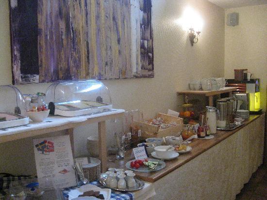 Hotel Domstern: Breakest buffet