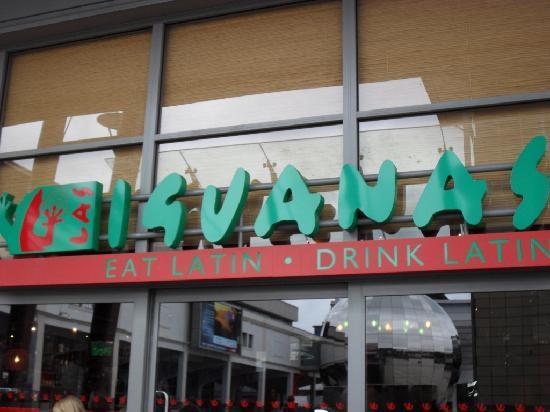 Las Iguanas Millenium Square