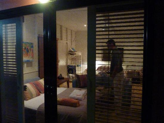 Sejala on Mission Beach : la chambre
