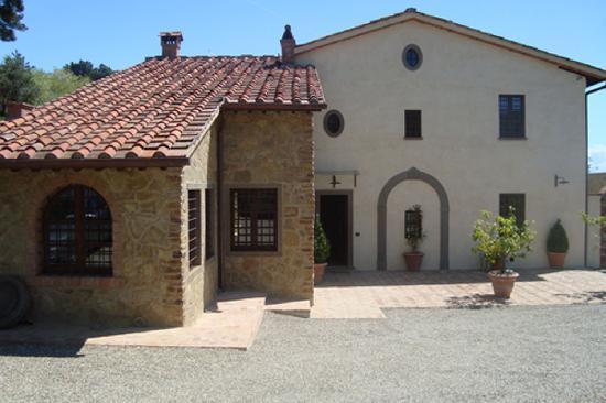 Il Podere di Toscana: il borgo