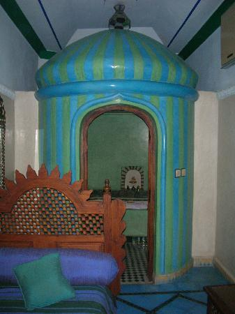 Riad et Dar Maison Do: one of the incredible bathrooms