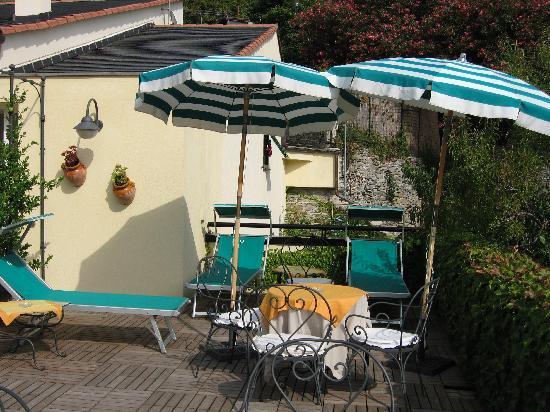 La Colonnina Hotel: Roofdeck
