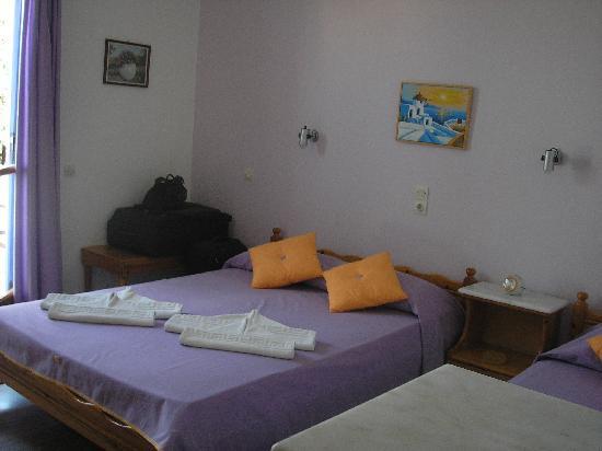 Pension Sofia: Notre chambre