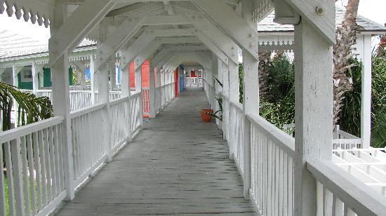 Club Med Columbus Isle: Corredor del 2º Piso