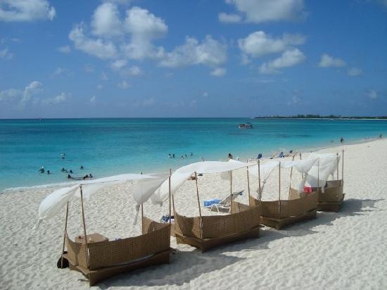 Club Med Columbus Isle: Lounge en la Playa