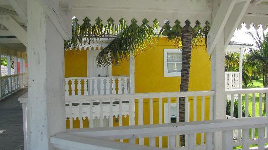 Club Med Columbus Isle: Exterior de mi Habitación