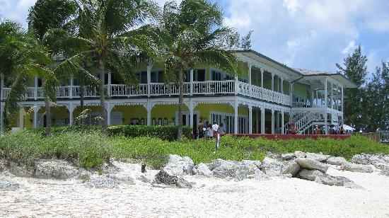 Club Med Columbus Isle: Vista del Complejo del Muelle