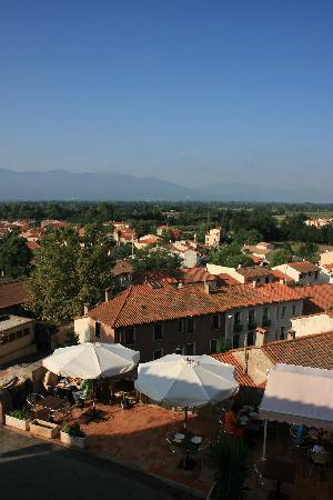Hotel le Cara Sol: view