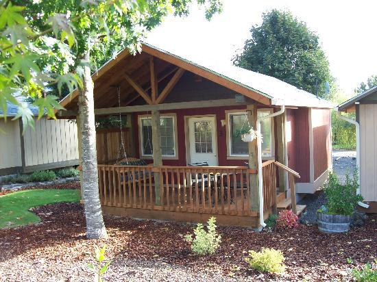 Carson Ridge Luxury Cabins: Our cabin, the Elk Cove