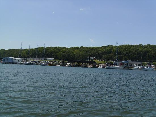 Grandpappy Point: The Granpappy Point Marina