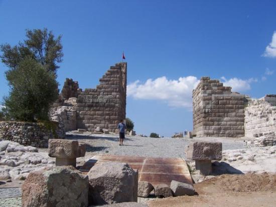 โบดรัม, ตุรกี: TUCKEY