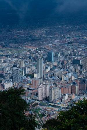 Mount Monserrate: Sur de Bogotá