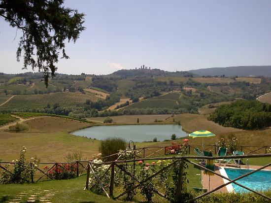 Walkabout Florence Tours: Lunch at the organic farm and vineyard