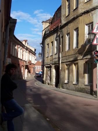 Vilnius Old Town: 2007 - May Wilno