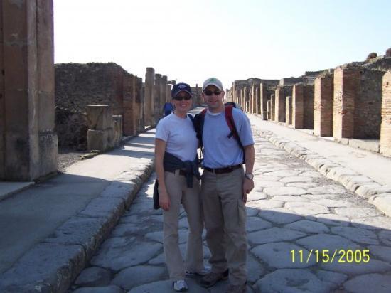Scavi di Pompei: Pompei, this place amazed me!
