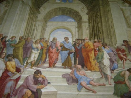 Vatican Guided Tours: Raphael's School of Athens