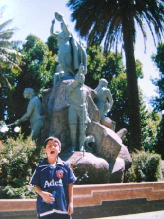 เตมูโก, ชิลี: Plaza de Temuco