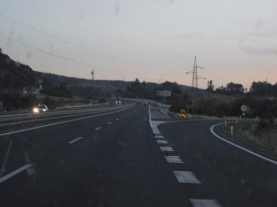 Novo Mesto, สโลวีเนีย: autostrada slovena