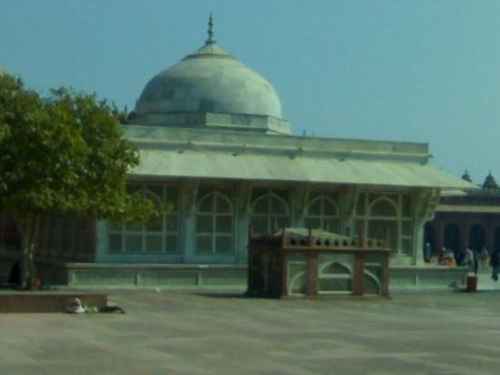 อักกรา, อินเดีย: Dargah of Khaza Selimuddin Chishti, Fatehpur Sikri, Agra