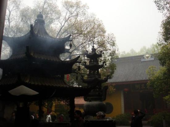 Lingyin Temple: Temple Ling Ying