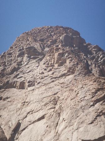Mosaique Beach Resort Taba Heights: 10 commandment mountain - Sinai