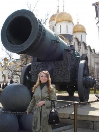 Zarenkanone und Zarenglocke: Tsar Pushka (King Cannon)