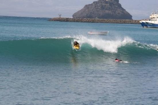 Sao Vicente, Capo Verde: Laginha home spot