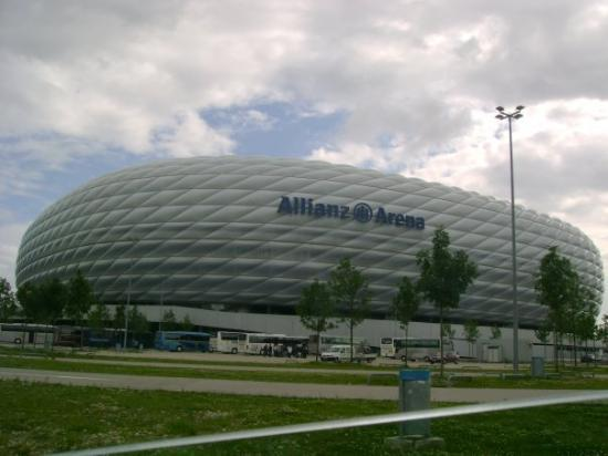 Allianz Arena: Campo Bayern de Munich
