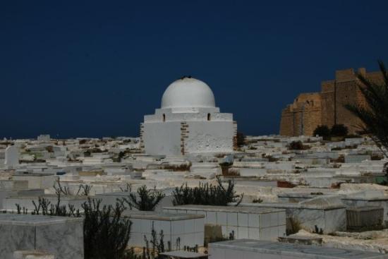Monastir, musulmoniškos kapinės