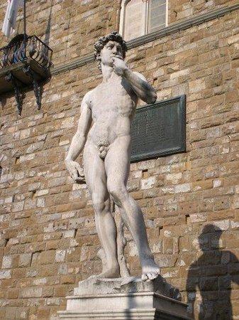 หอศิลป์อะคาเดเมีย: Florence