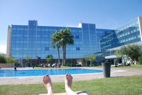 Hotel SB BCN Events: Voila ou je suis en ce moment ^^