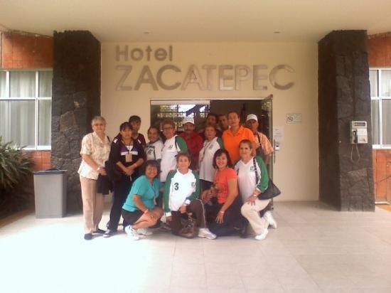 Bilde fra Oaxtepec