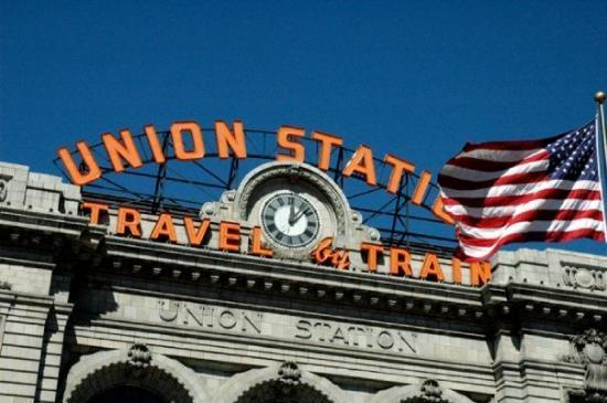 Union Station at Denver, CO