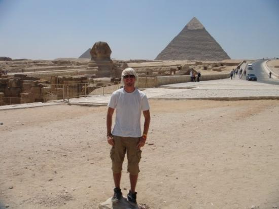 สฟิงซ์: Giza