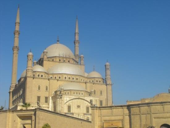 สุเหร่าโมฮัมเหม็ดอาลี: The mosque of Mohamed Ali, not the boxer, at the Citadel.