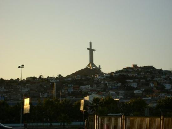 โกกีมโบ, ชิลี: La cruz del tercer Milenio