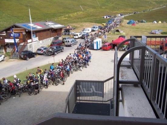 L'Alpe-d'Huez, ฝรั่งเศส: Ohhh bischd du lang, schlang