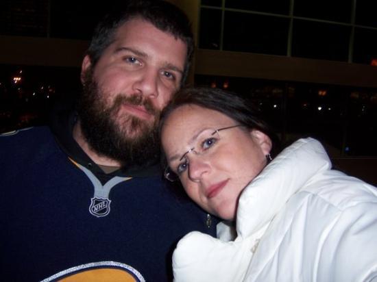 บัฟฟาโล, นิวยอร์ก: Me and my lovely wifey, Jasmine